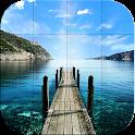 风景-拼图 icon