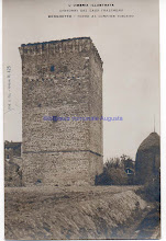Photo: Borghetto, Torre al confine toscano