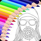 Colorfy: Malbuch für Erwachsene - Spiele Kostenlos icon