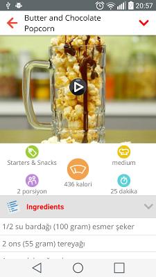 All Delicious Tasty Recipes - screenshot