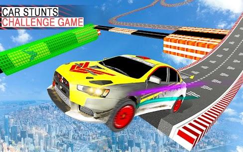 GT Car Racing Stunts-Crazy Impossible Tracks 4