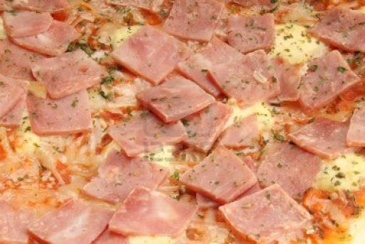 Don't eat ham on pizza, Muslims won't like it