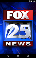 Screenshot of FOX25 News