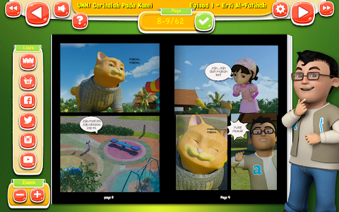 Rakan Sejati UMMI Ep03 HD screenshot 8