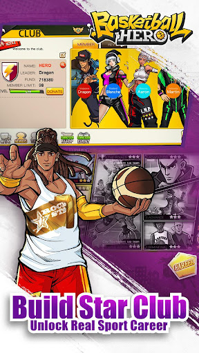 Basketball Hero-Freestyle 2 mobile 3on3 MOBA 1.2.1 screenshots 4