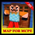 Maps Hello Neighbor for MCPE ★ icon