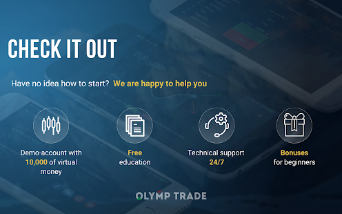 OlympTrade- screenshot thumbnail