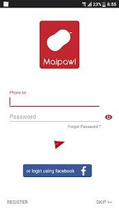Maipawl - náhled