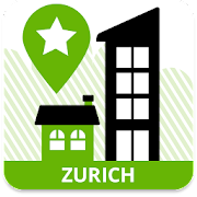 Zurich Travel Guide - City map, top Highlights