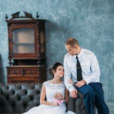 Wedding photographer Igor Tyulkin (milky). Photo of 11.01.2017