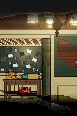 脱出ゲーム:8階の密謀 - screenshot