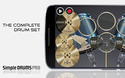 Simple Drums Pro - The Complete Drum Set 1.3.2 Screenshots 17