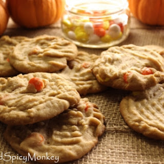 Soft & Chewy Peanut Butter Cookies