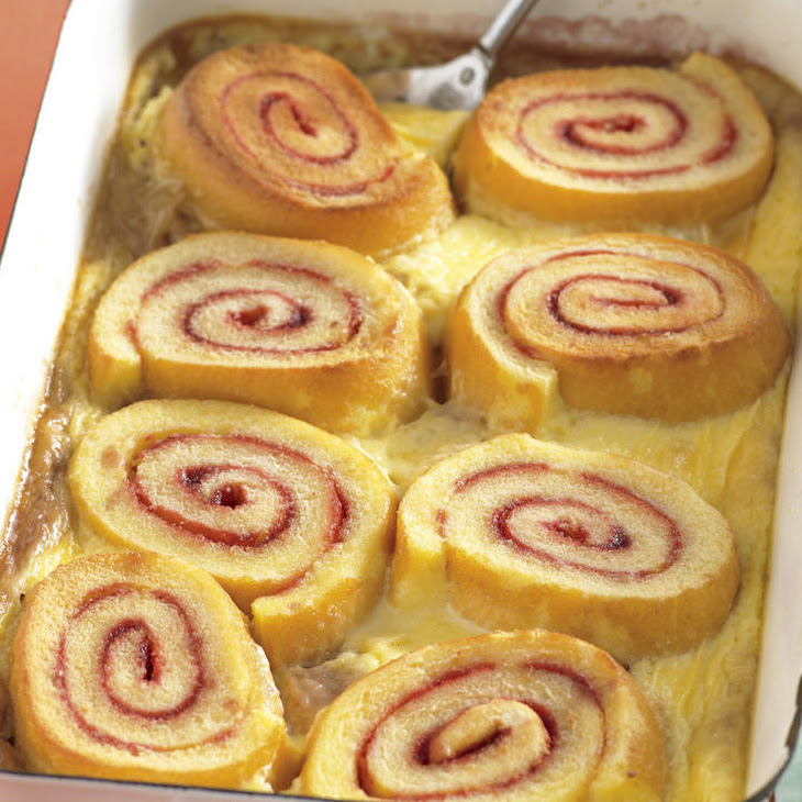 Jelly Roll Bake