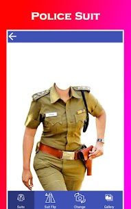 Women Police Suit Photo Editor 2020 1.0.25 Download Mod Apk 1