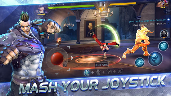 How to hack Final Fighter for android free
