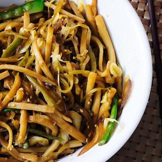 Panda Express Keto Palmini Chow Mein Noodles Recipe
