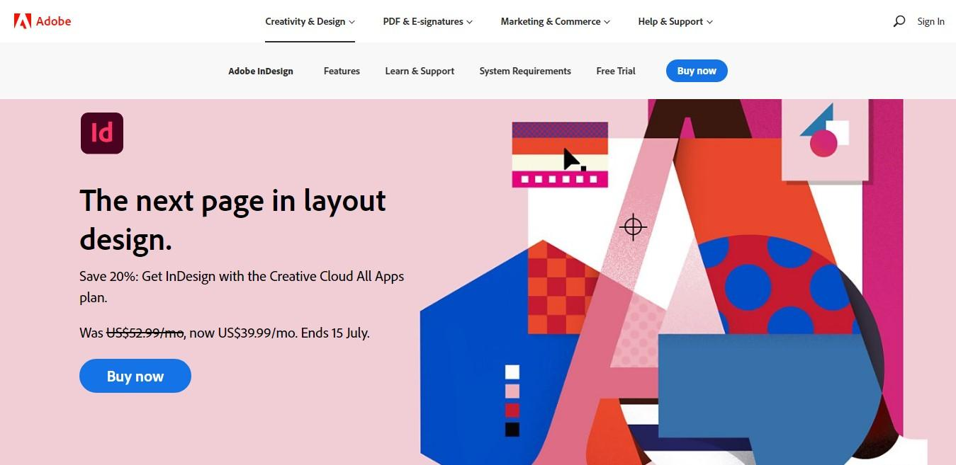 Adobe Design the best free brochure maker software for marketers and small business owners