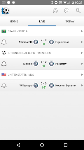 Football Live Scores screenshot 5