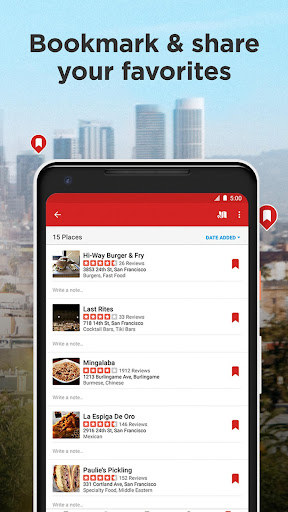 Yelp: Food, Shopping, Services Nearby  screenshots 6
