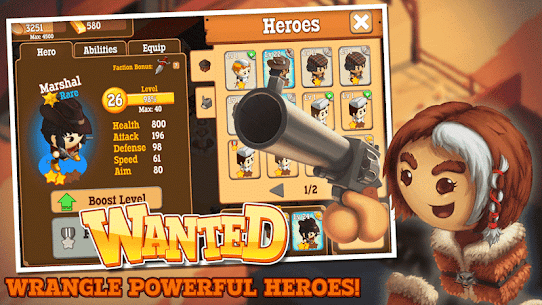 Little Bandits 1.3.4 MOD for Android 3