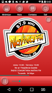 Rádio Nativa FM 87.9 Piancó-PB- screenshot thumbnail