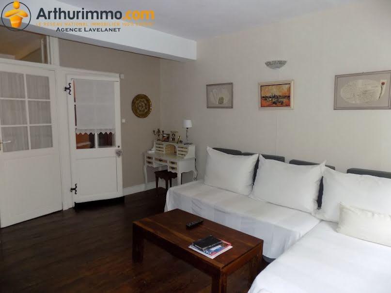 Vente maison 5 pièces 84.42 m² à Belesta (09300), 62 500 €