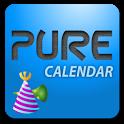 Birthdays For Pure widgets icon