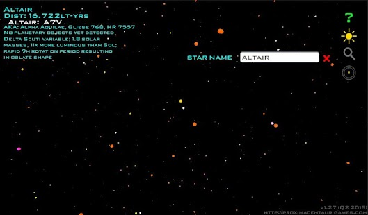 Near Star Map- screenshot thumbnail