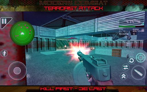 Modern Combat Terrorist Attack
