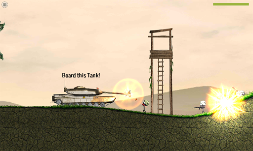 Stickman Battlefields v1.3.2 APK+DATA (Mod)