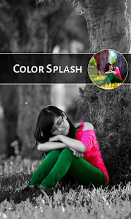 Color Splash - Black & White - náhled
