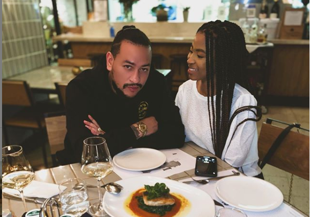 5 special moments between AKA and his late fiancée Nelli Tembe