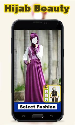 Hijab Pesta Salon Cantik