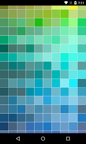 android ColourWiz Screenshot 2
