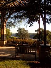Photo: Alms Park, River overlook