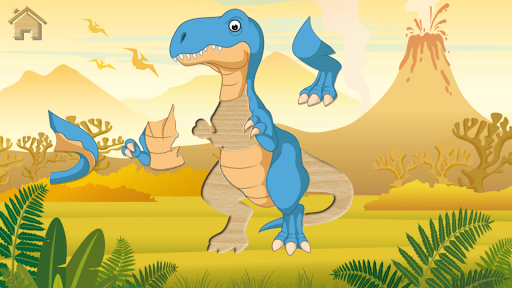 Dino Puzzle 3.3.7 screenshots 8