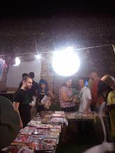 Photo: Prodaj manga komiksů v Nicosii pod hradbami