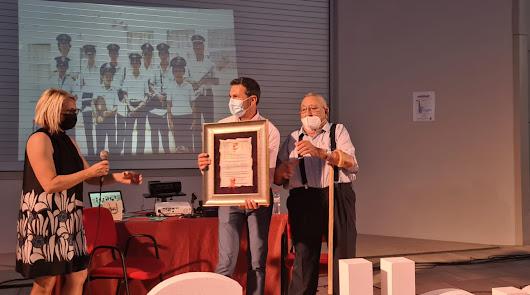 Los Gallardos rinde homenaje a Miguel Cánovas Sánchez