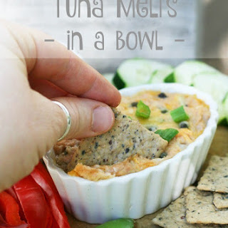 Tuna Melts In a Bowl.