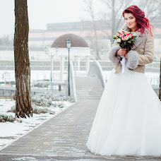 Wedding photographer Olga Yashnikova (yashnikovaolga). Photo of 28.02.2018