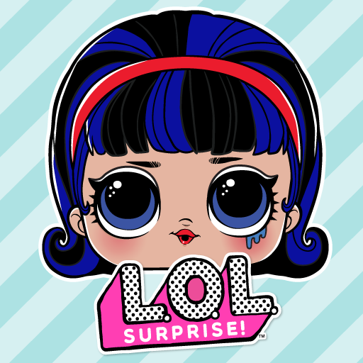 LOL Surprise Stickers