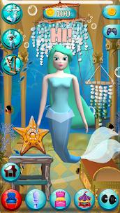 Talking Mermaid 3