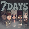 7Days!: Mystery Visual Novel, Adventure Game icon