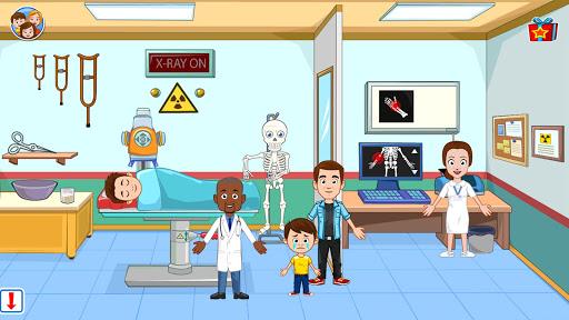 My Town : Hospital screenshot 7