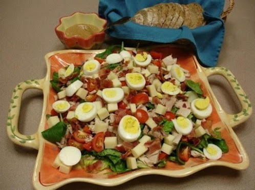 Click Here for Recipe: BLT Chicken Salad