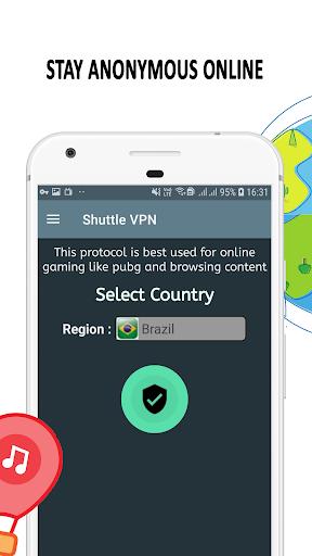 VPN : Shuttle VPN, Free VPN, Unlimited Turbo VPN Apk 2