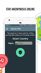 VPN Shuttle VPN Unlimited Turbo v2.06 Pro APK 2