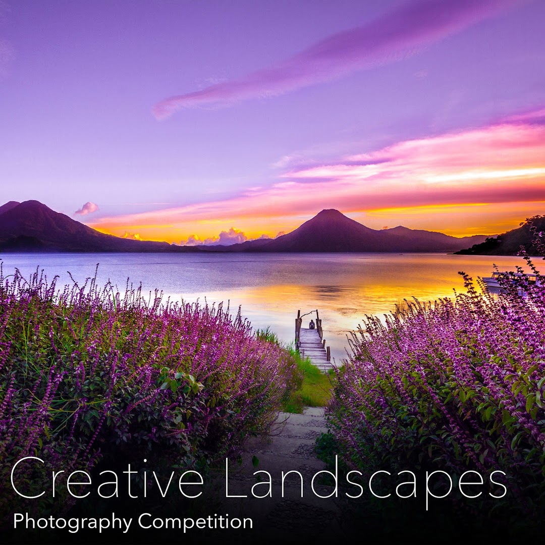 Creative Landscapes Photography Competition. Submit your best landscapes photos and win amazing prizes.