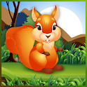 Clever Squirrel Jump icon